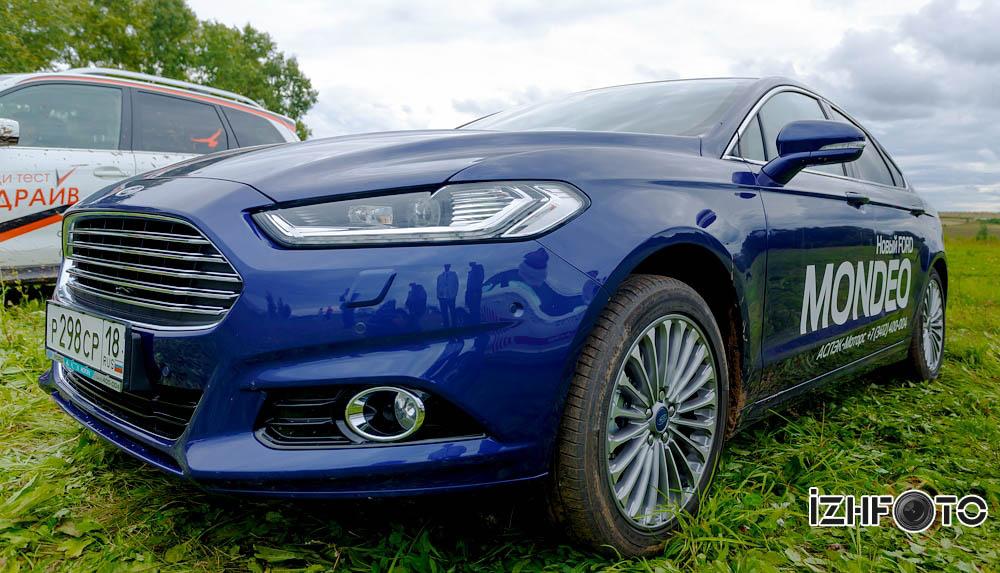 Тест драйв Ford Mondeo