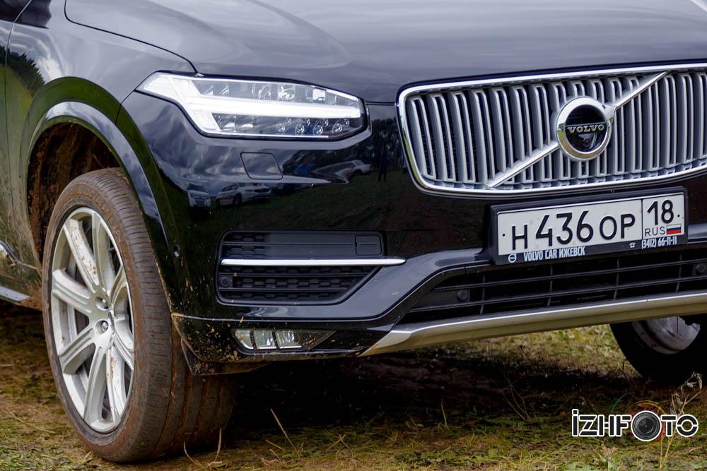 Тест драйв Volvo