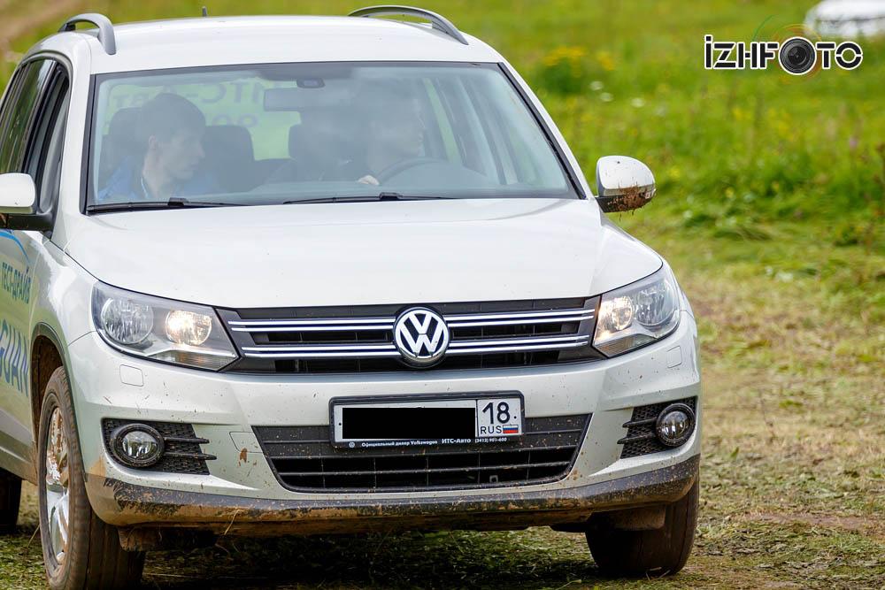 Тест драйв Volkswagen