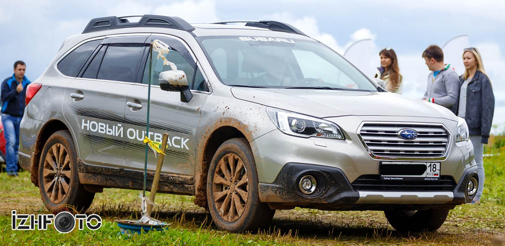 Новый Subaru Outback Фото