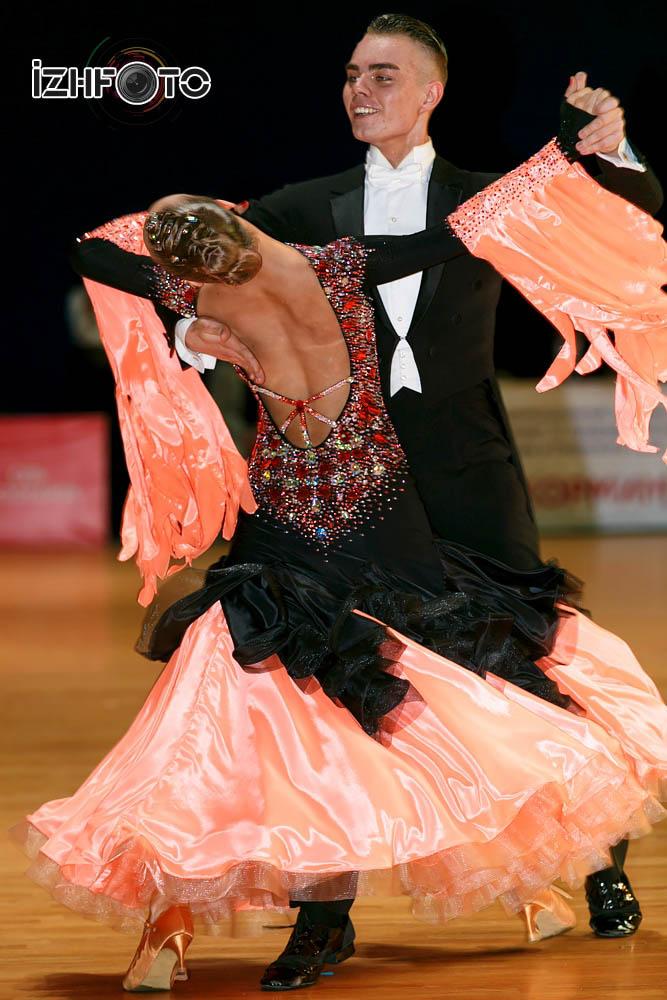 Бальные танцы 2015