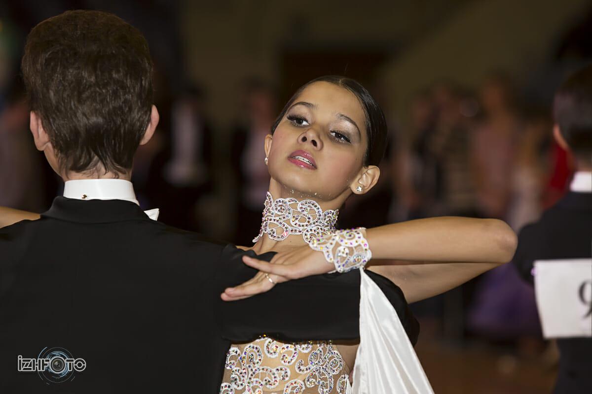 Открытое первенство Ижевска по танцевальному спорту