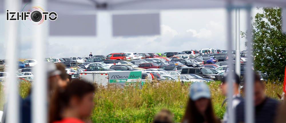 Большой автомобильный Фестиваль в Ижевске 2015