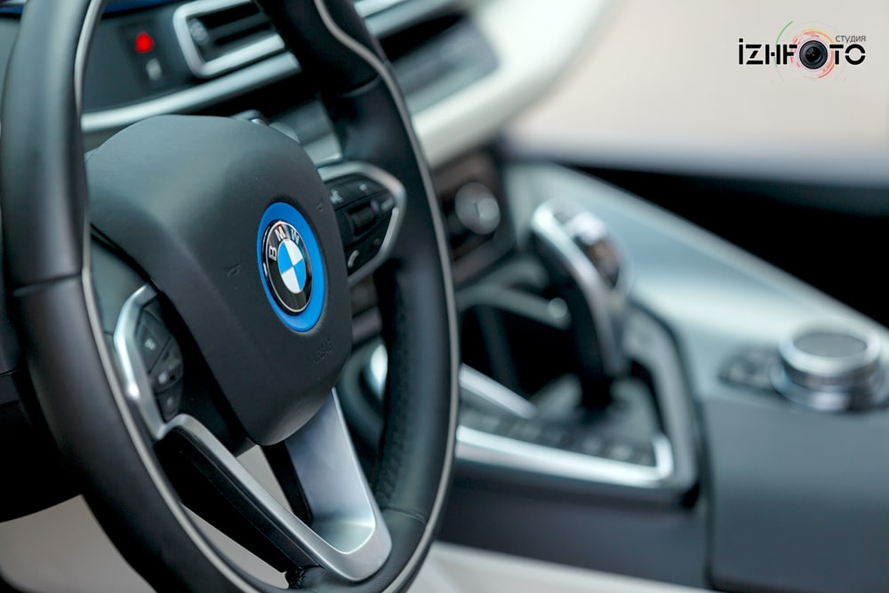 Автосалон BMW в Ижевске