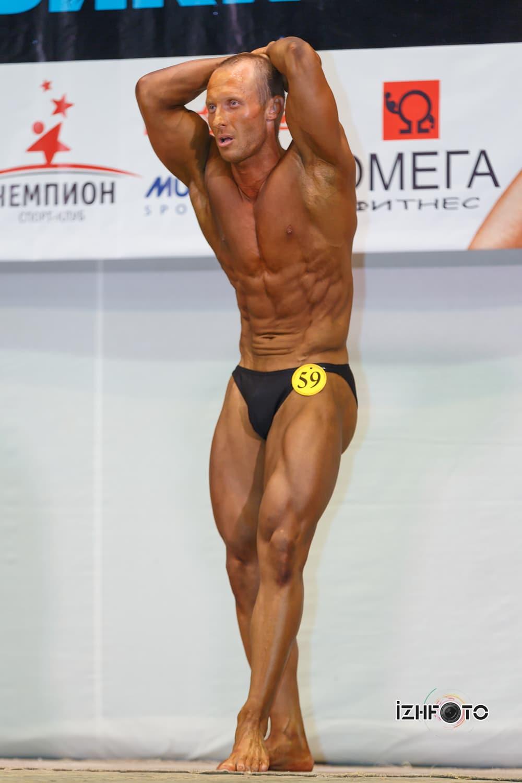 Чемпионат  Ижевска по бодибилдингу 2014