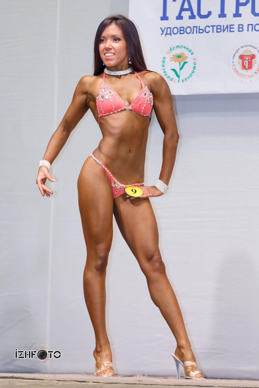 Мисс бикини Ижевск 2014