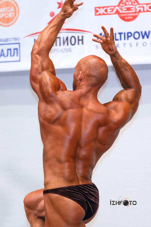Бодибилдинг Ижевск