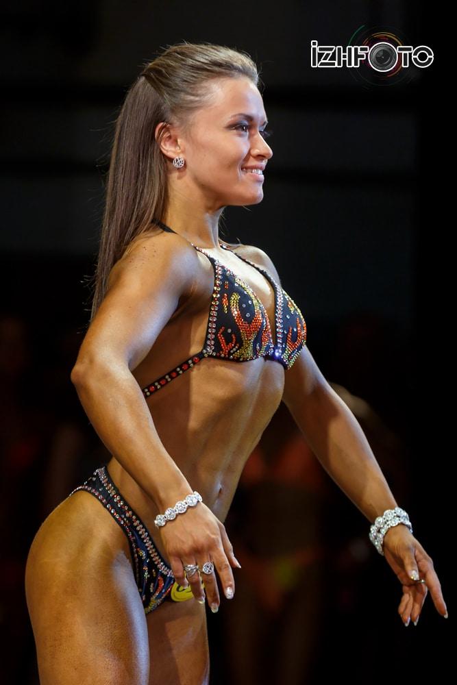 Глухова Кира Самара Спортклуб Алекс фитнес