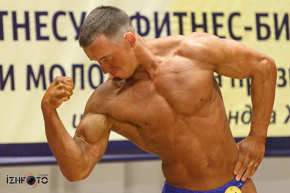 Первенство ПФО по бодибилдингу Ижевск