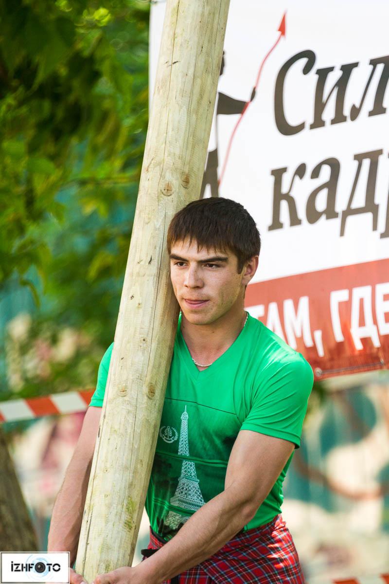 Празднование Дня Города в Ижевске
