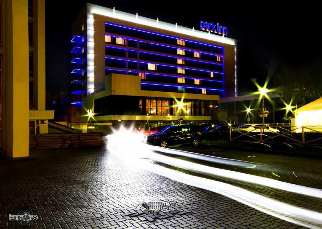 Гостиница Park Inn, Ижевск
