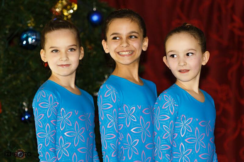 Танцевальный коллектив Искра, ДПК Чайка, Ижевск