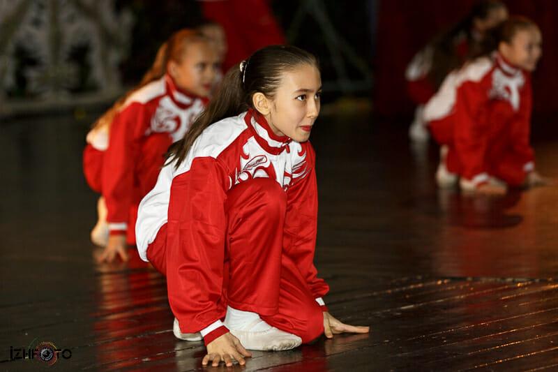 Танцевальный коллектив CityDance, школа №71, Ижевск