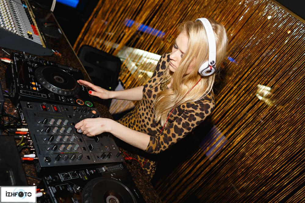 DJ Юта, Ижевск