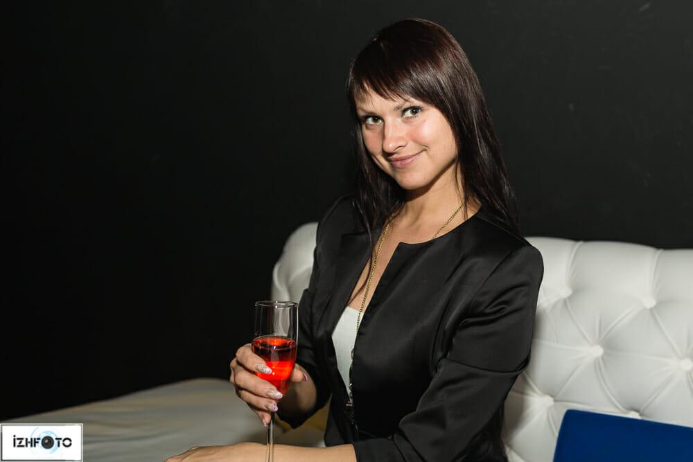 Ольга Жданова, Ижевск