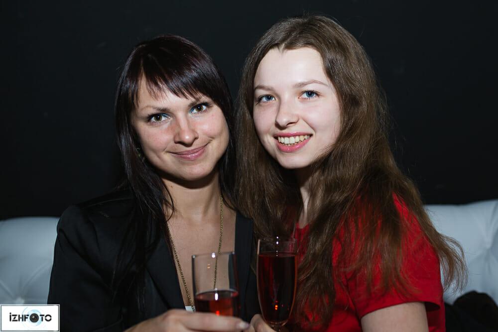 Ольга Жданова и Ксения Казанцева, Ижевск