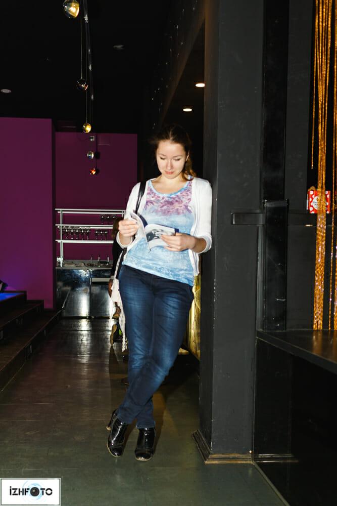 18 мая 2013 г. Кафе Virgin, презентация книги Дениса Белоусова