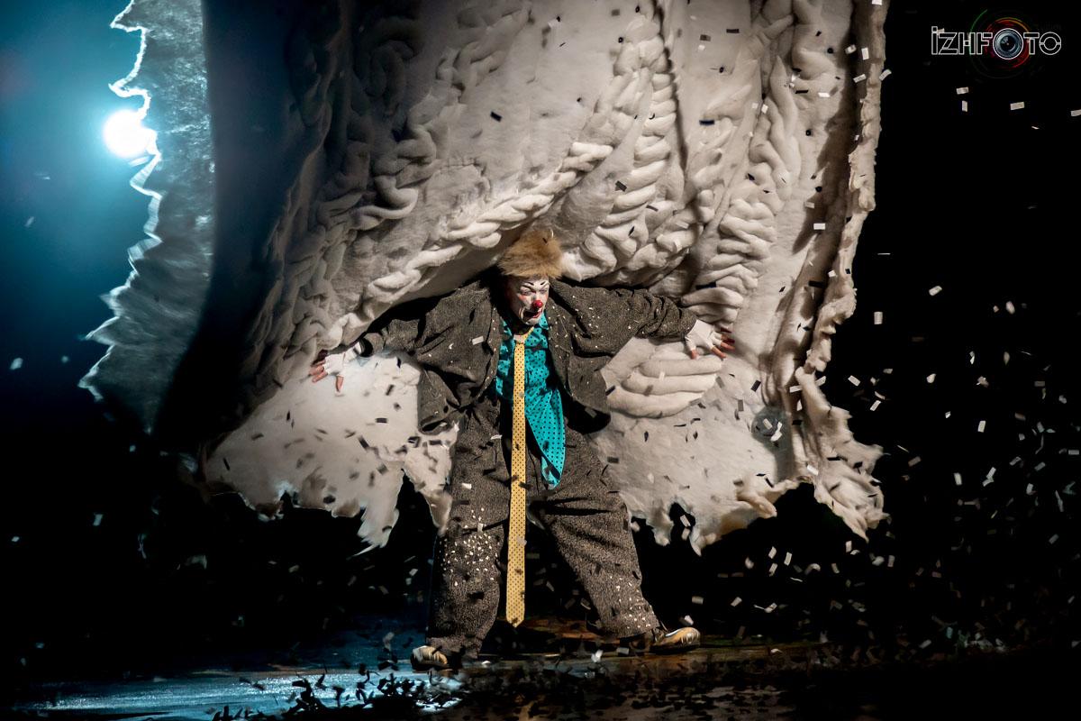 Cirque Du Soleil 2014 в России