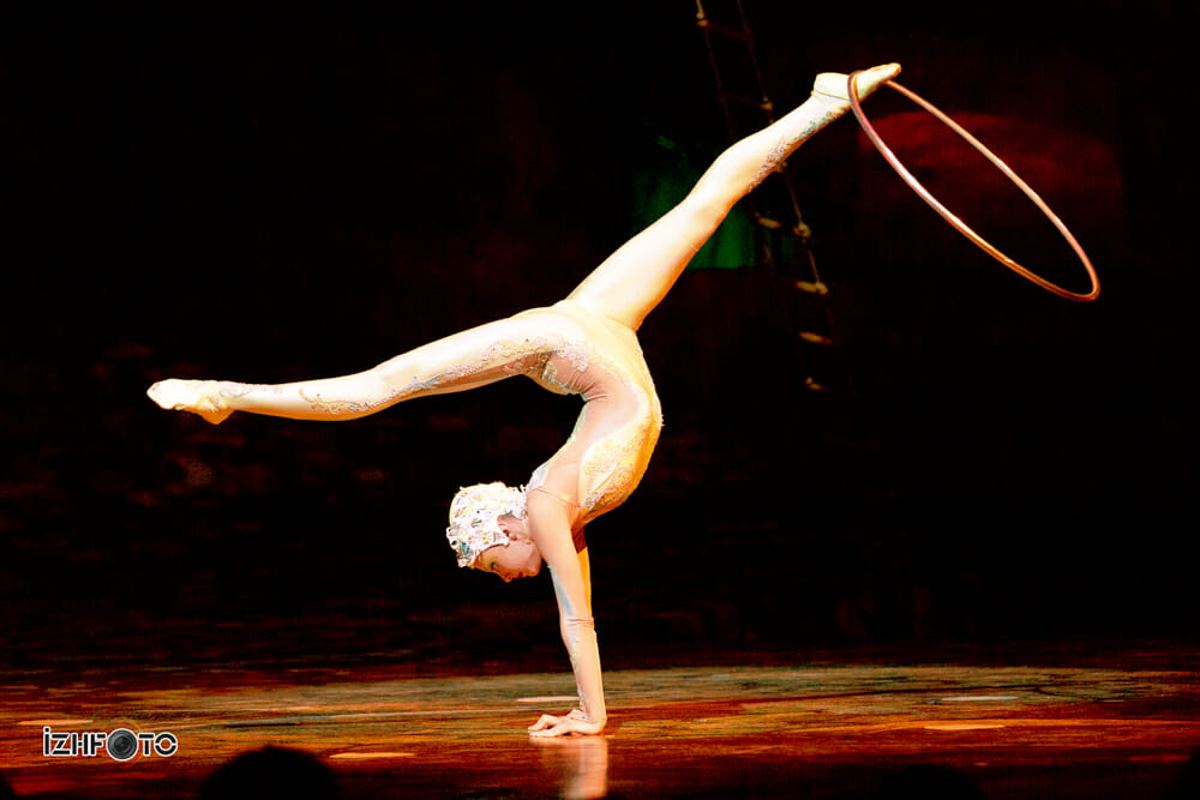 Цирк Дю Солей, фото