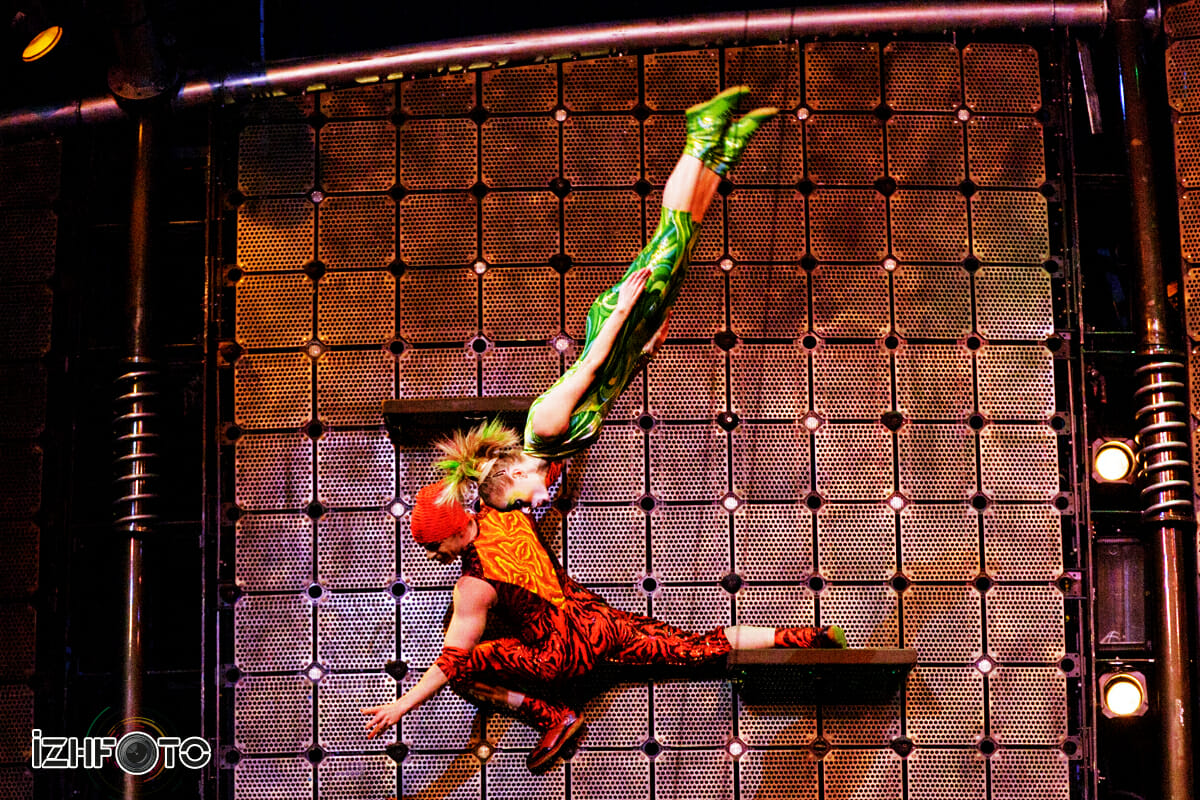 Cirque du Soleil  в России