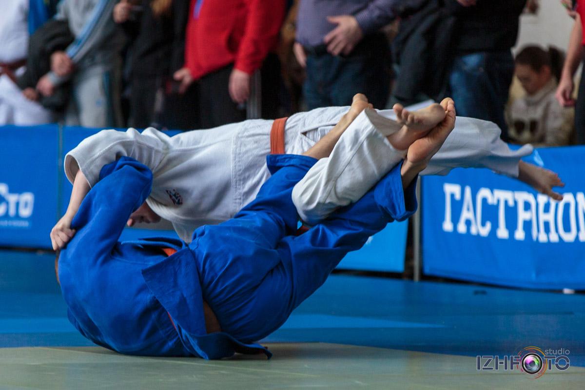 Всероссийский турнир по Дзюдо среди юных спортсменов в Ижевске