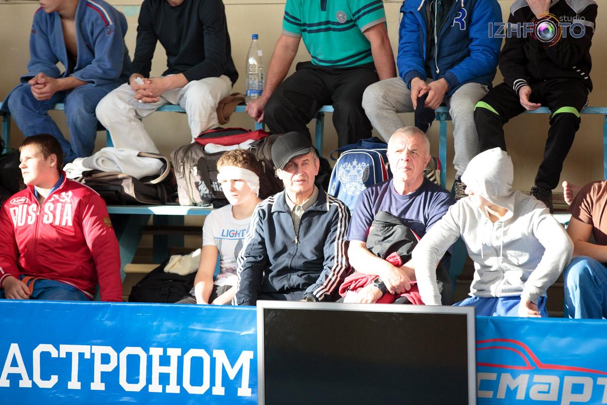 Турниры по дзюдо в Ижевске