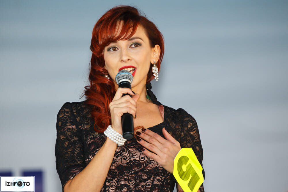 Мария Ермакова, Ижевск