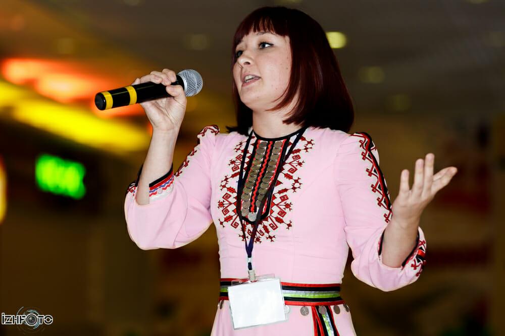 Межнациональный концерт, Ижевск