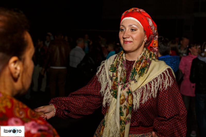 Фоторепортаж с Бурановского Фестиваля в Ижевске