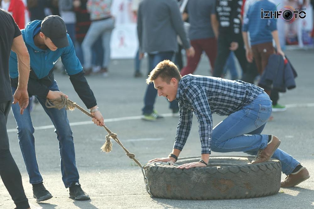 Кроссфит в Ижевске