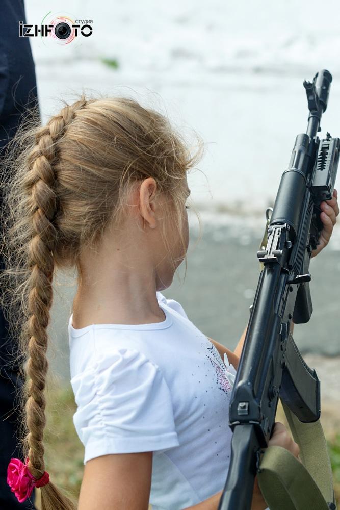 Снаряжение спецподразделений МВД УР