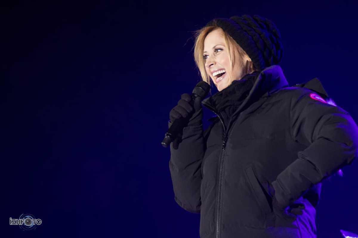 Лара Фабиан с концертом в Ижевске
