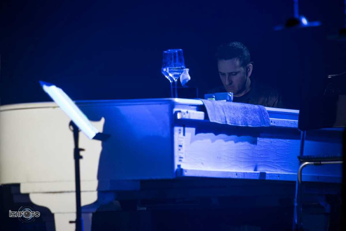 пианист и композитор Гиора Линенберг