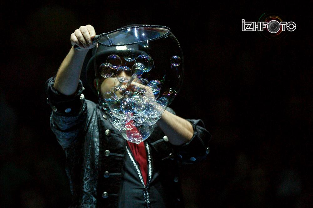 Марко Зоппии, «Бабблз», шоумыльных пузырей, Италия