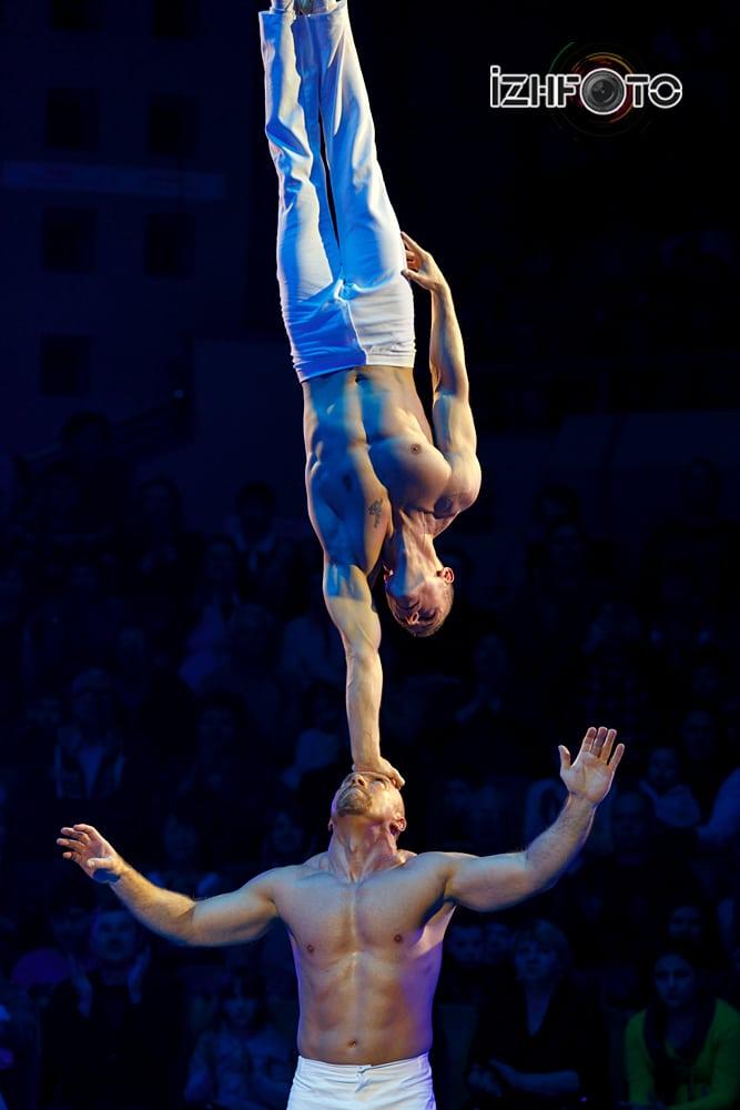 Ижевск цирк 2016