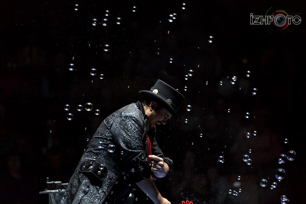 "Marco Zoppi Photo ""Bubbles"", bubbles show Italy"