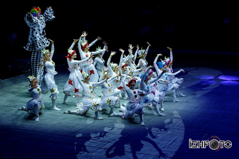 Восьмой международный фестиваль циркового искусства