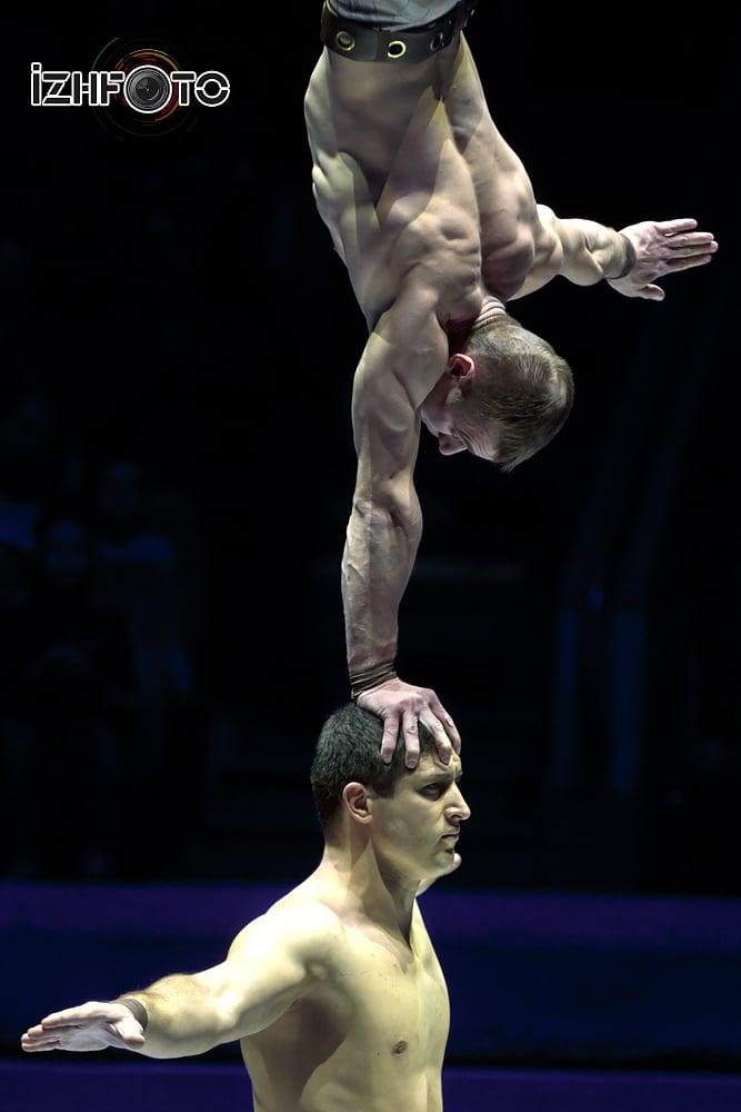 Фестиваль циркового искусства 2015 Фото