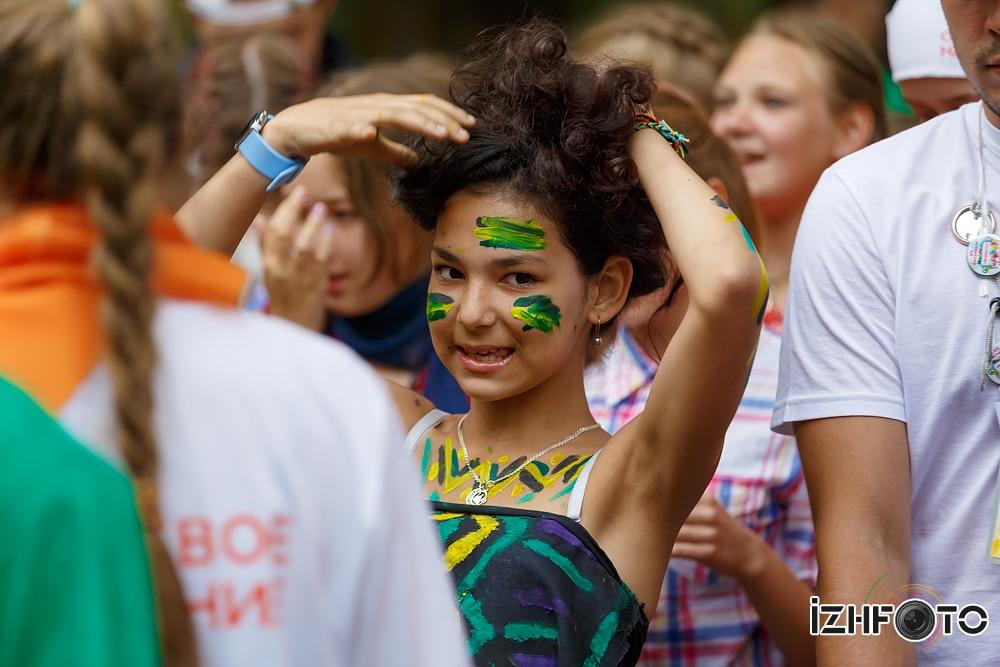 Фестиваль загородных лагерей Ижевск