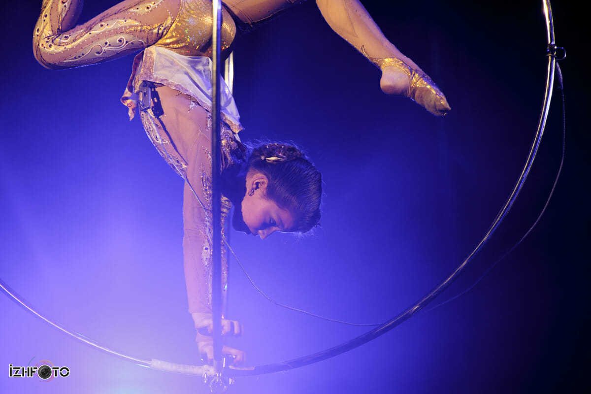 Ижевск цирк 2014
