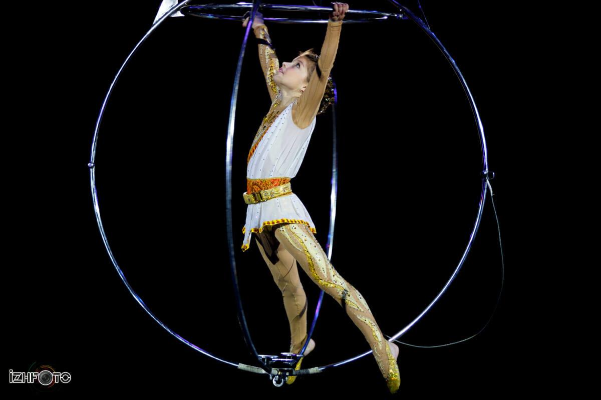 7-й фестиваль циркового искусства Ижевск 2014
