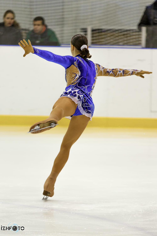 Ледовый Дворец Ижсталь, турнир по фигурному катанию