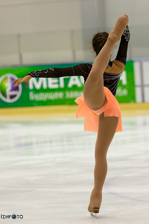 С 28 и 29 ноября 2013 г. в ижевском ледовом дворце «Олимпиец» прошел 9-й Всероссийский открытый детский турнир по фигурному катанию