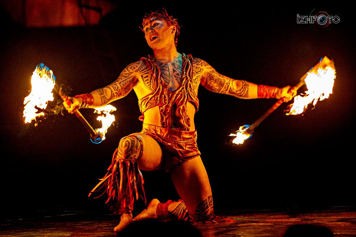 в мае 2009 года Alegria отправилась в новое путешествие в формате арена-шоу.