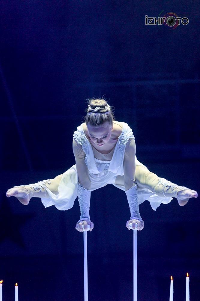 Цирк Ижевск 2016
