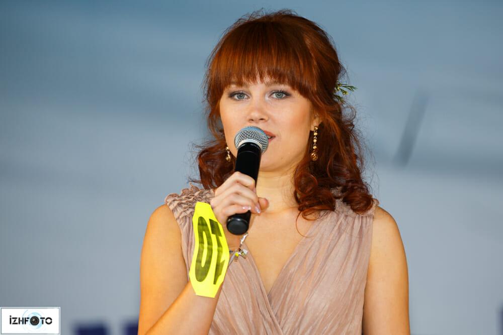 Гузалия Саттарова, Ижевск