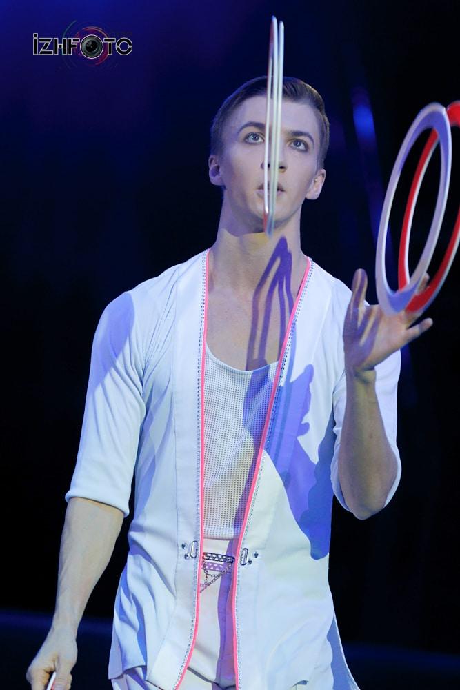 Цирк Индира