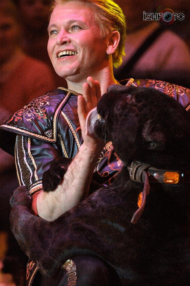 Цирк Инди-ра Фото