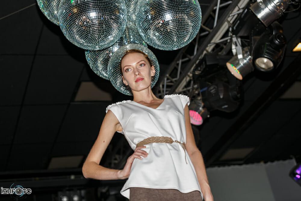 Коллекция Райская птица, модельер Екатерина Иванова, город Ижевск