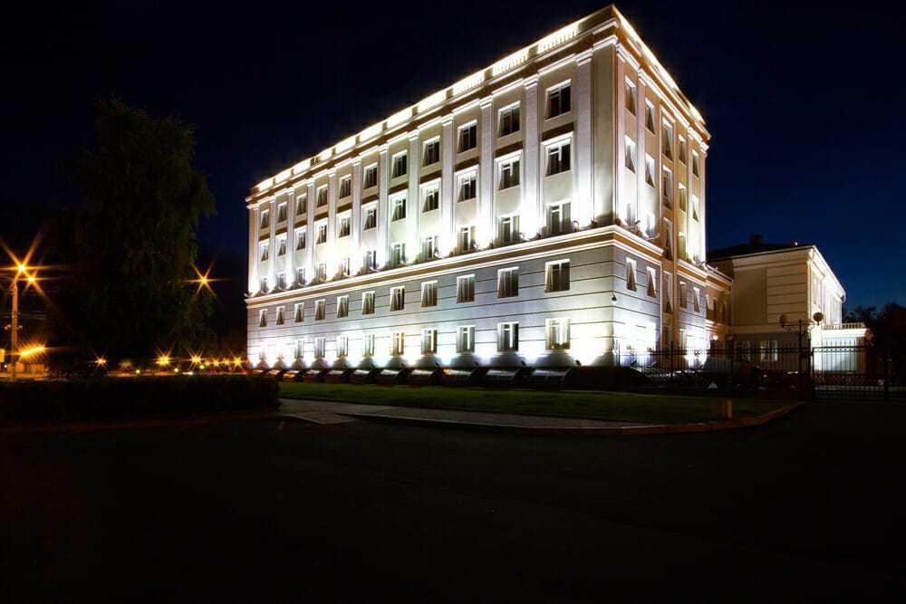 Президентский Дворец. Ижевск